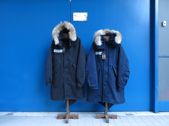 """Rocky Mountain Featherbed GT FISHTAIL PARKA COMPLETE\""ってこんなこと。_c0140560_13395384.jpg"