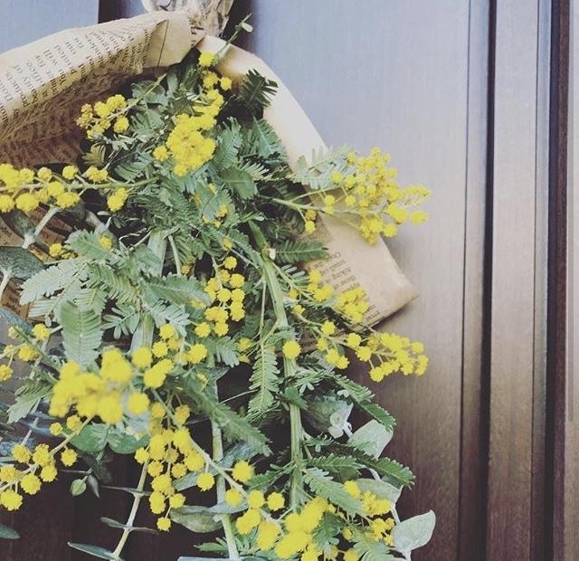 お花ワークショップとのコラボ45minutes🌼_c0082370_12564230.jpg