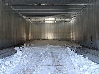 雪入れ開始!_d0122374_21490490.jpg