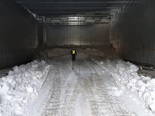 雪入れ開始!_d0122374_21493728.jpg