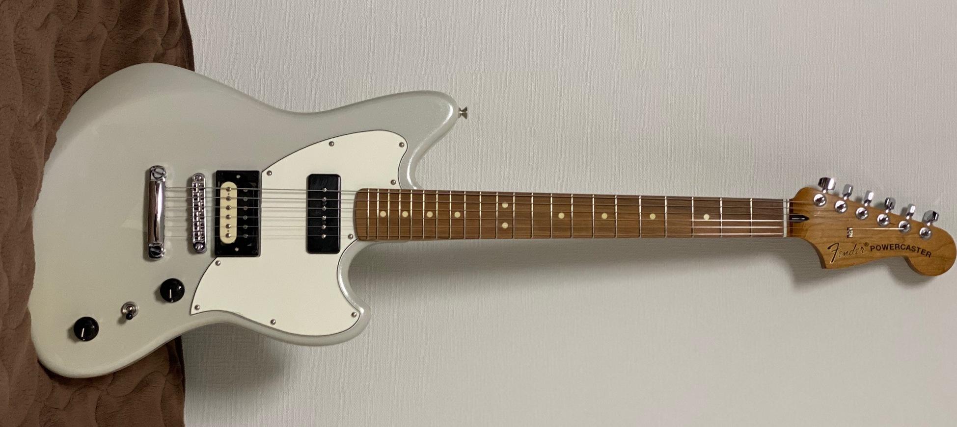 """Fender Mex""""Powercaster""""_e0052576_00092329.jpg"""