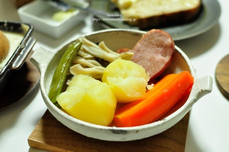 節分に牡蠣グラタンとポトフを食す…。_e0359481_22112533.jpg
