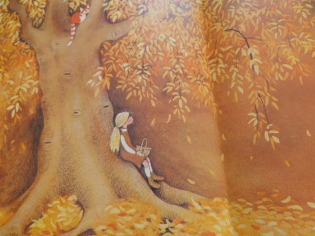 Book:バーバラ・クーニー「わたしは生きてるさくらんぼ」_c0084183_11171143.jpg