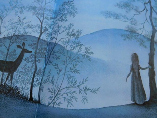 Book:バーバラ・クーニー「わたしは生きてるさくらんぼ」_c0084183_11184624.jpg