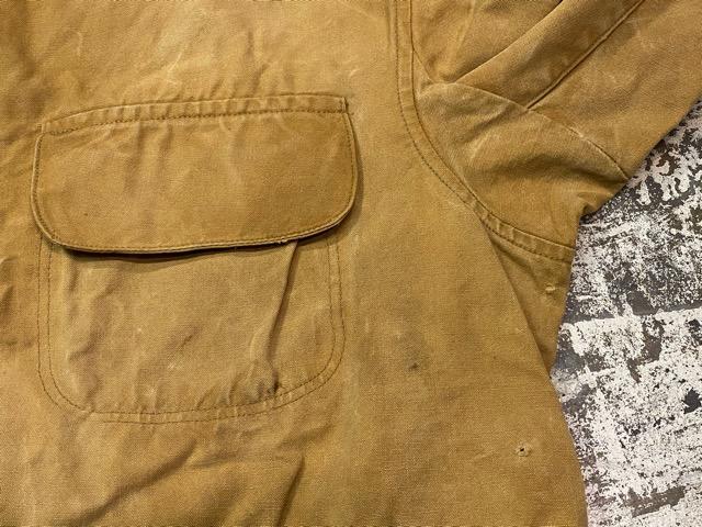 2月5日(水)マグネッツ大阪店ヴィンテージ入荷!!#4 Hunting & Work編! FILSON & Abercrombie&Fitch、Duxbak、Carhartt!!_c0078587_0362965.jpg