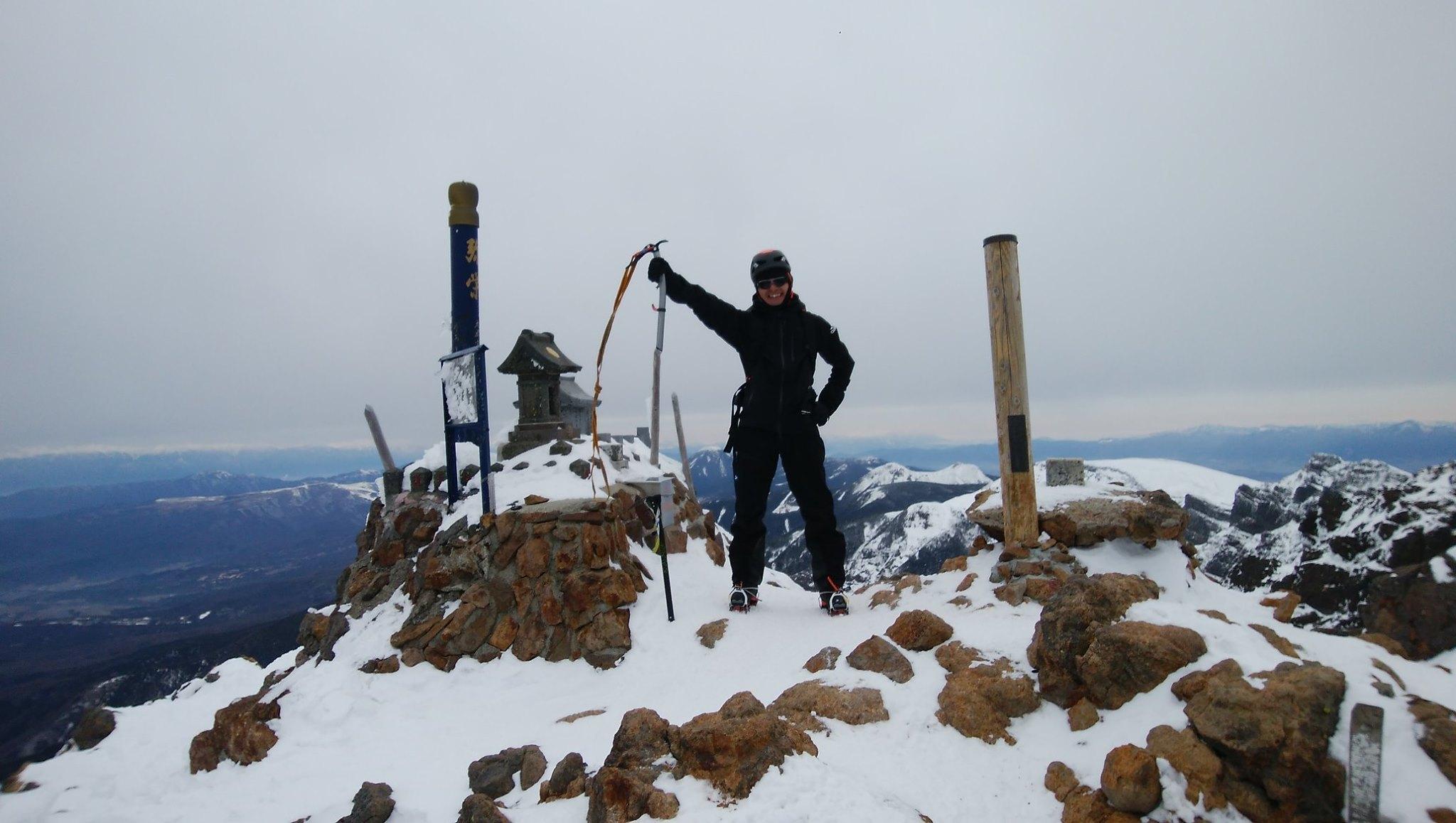 赤岳登山同行_e0231387_19502799.jpg