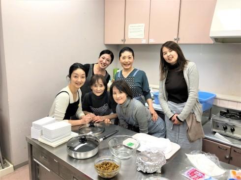 NHK「きょうの料理(からだポカポカレシピ)」収録無事終了_c0122889_13301124.jpg