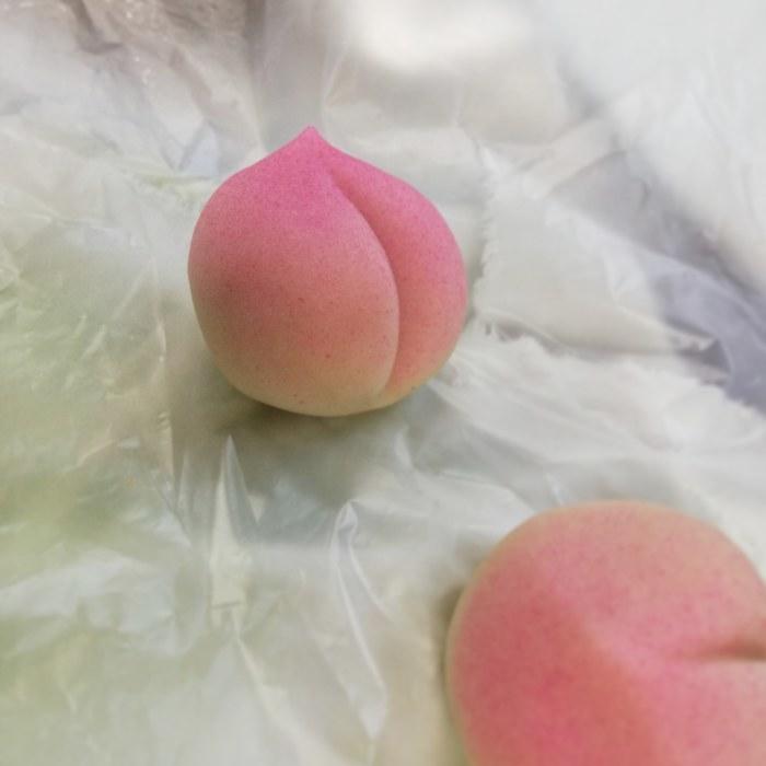 桃の節句・ひなまつり☆桃の和菓子の作り方とテレビ出演@磯子風月堂_e0092594_22192718.jpg