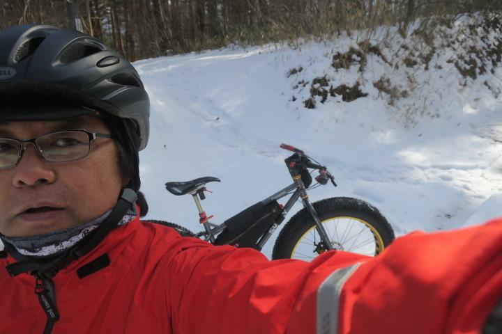冬→雪→ファットバイクなのですが..._c0132901_17264858.jpg
