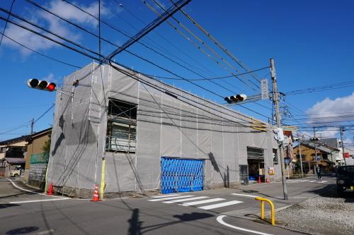 進捗状況「Y菊川改修工事」_d0095305_17353473.jpg