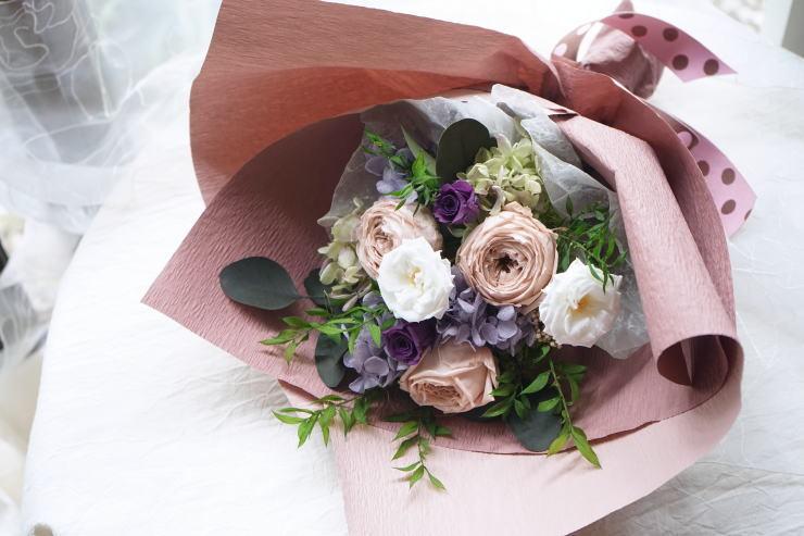 贈呈用花束!_a0136507_21313359.jpg
