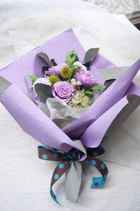 贈呈用花束!_a0136507_21325983.jpg