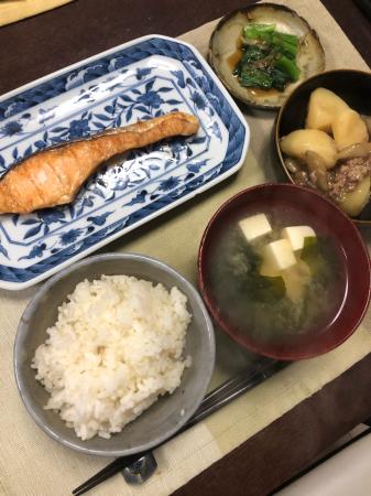 焼き鮭_d0235108_20122866.jpg