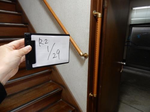 階段手摺取付_d0130212_15141976.jpg