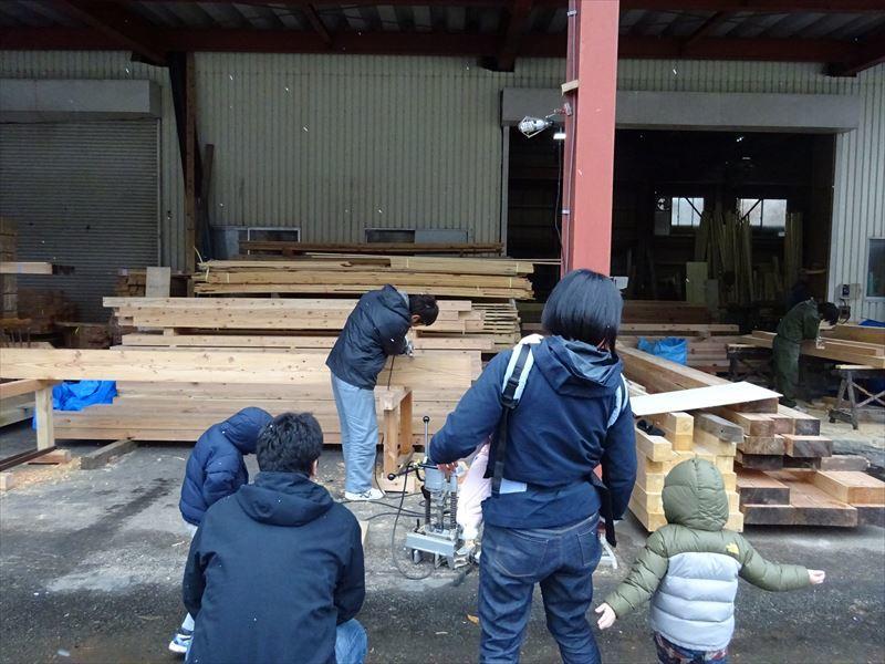 下太田 古材の家 進行中。_f0105112_04075838.jpg