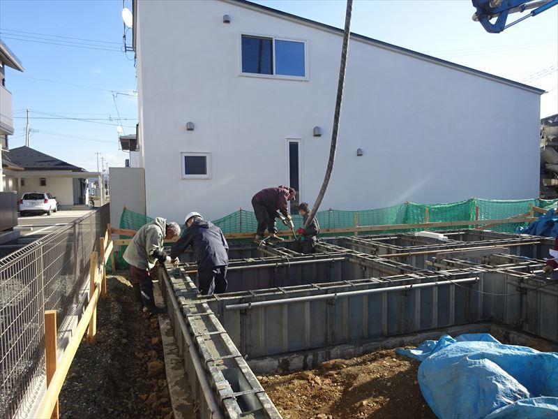 下太田 古材の家 進行中。_f0105112_04202568.jpg