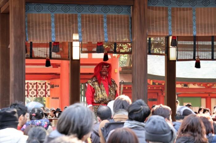 氷川神社 節分 豆撒き_d0150720_09322356.jpg
