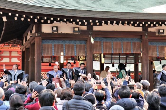 氷川神社 節分 豆撒き_d0150720_09325874.jpg