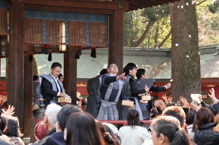 氷川神社 節分 豆撒き_d0150720_09332192.jpg