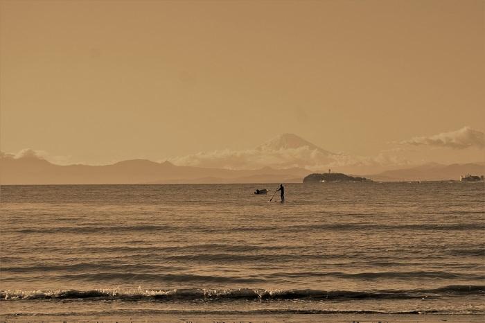 冬の海に、、_d0264733_16361876.jpg