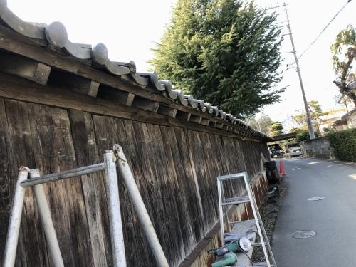 南アルプス市 本燻しの屋根 其の二_b0242734_21035403.jpeg
