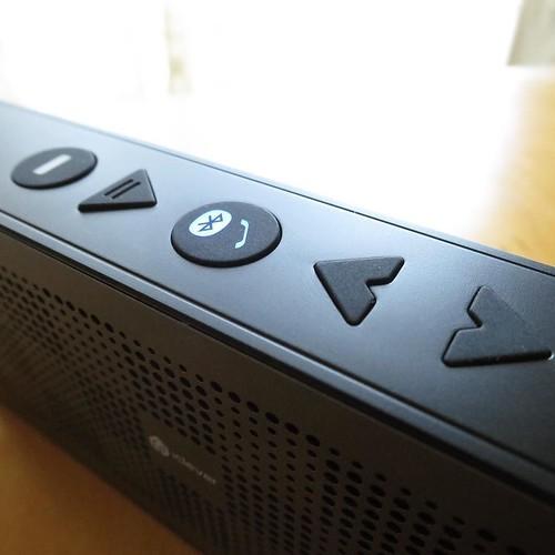 【AD】 濡れる場所でも高品質の音を!防水Bluetoothスピーカー_c0060143_12501996.jpg