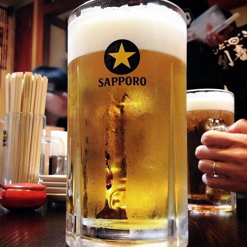昭和レトロな焼きトン居酒屋「大喜利」は料理も充実していて良い感じ_c0060143_12541399.jpg