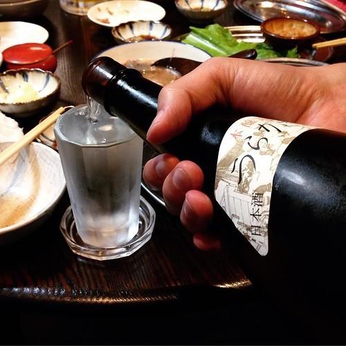 昭和レトロな焼きトン居酒屋「大喜利」は料理も充実していて良い感じ_c0060143_12545988.jpg