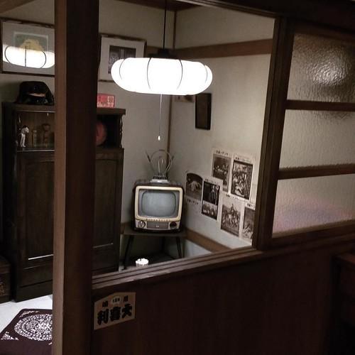 昭和レトロな焼きトン居酒屋「大喜利」は料理も充実していて良い感じ_c0060143_12545998.jpg