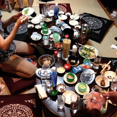 昭和レトロな焼きトン居酒屋「大喜利」は料理も充実していて良い感じ_c0060143_12550004.jpg