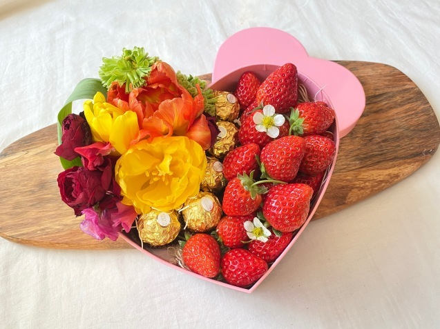 Heart Berry Box ♡_b0154874_19553640.jpg