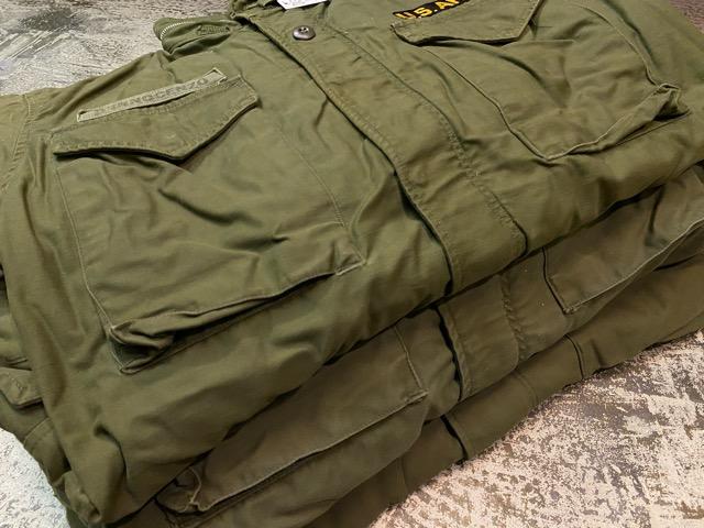 2月5日(水)マグネッツ大阪店ヴィンテージ入荷!!#6 U.S.Army Part1編!  M-65 1st & Liner LocalMade、JungleFatigue、Trouser!!_c0078587_2353745.jpg