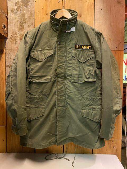 2月5日(水)マグネッツ大阪店ヴィンテージ入荷!!#6 U.S.Army Part1編!  M-65 1st & Liner LocalMade、JungleFatigue、Trouser!!_c0078587_2364692.jpg
