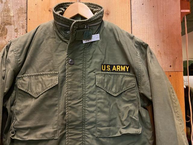 2月5日(水)マグネッツ大阪店ヴィンテージ入荷!!#6 U.S.Army Part1編!  M-65 1st & Liner LocalMade、JungleFatigue、Trouser!!_c0078587_2372056.jpg