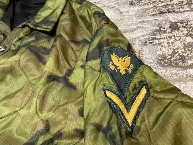 2月5日(水)マグネッツ大阪店ヴィンテージ入荷!!#6 U.S.Army Part1編!  M-65 1st & Liner LocalMade、JungleFatigue、Trouser!!_c0078587_2451170.jpg