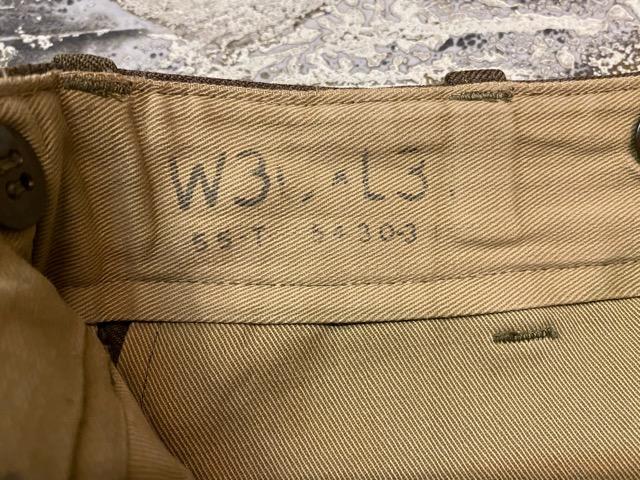 2月5日(水)マグネッツ大阪店ヴィンテージ入荷!!#6 U.S.Army Part1編!  M-65 1st & Liner LocalMade、JungleFatigue、Trouser!!_c0078587_2535568.jpg