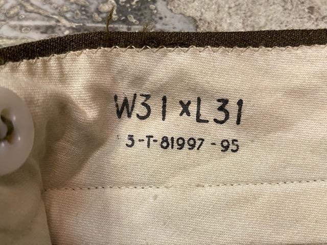 2月5日(水)マグネッツ大阪店ヴィンテージ入荷!!#6 U.S.Army Part1編!  M-65 1st & Liner LocalMade、JungleFatigue、Trouser!!_c0078587_2552796.jpg