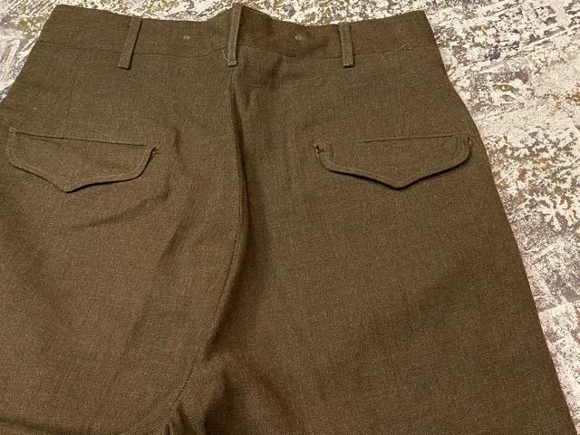 2月5日(水)マグネッツ大阪店ヴィンテージ入荷!!#6 U.S.Army Part1編!  M-65 1st & Liner LocalMade、JungleFatigue、Trouser!!_c0078587_2563766.jpg