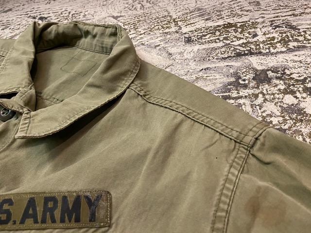 2月5日(水)マグネッツ大阪店ヴィンテージ入荷!!#6 U.S.Army Part1編!  M-65 1st & Liner LocalMade、JungleFatigue、Trouser!!_c0078587_30010.jpg