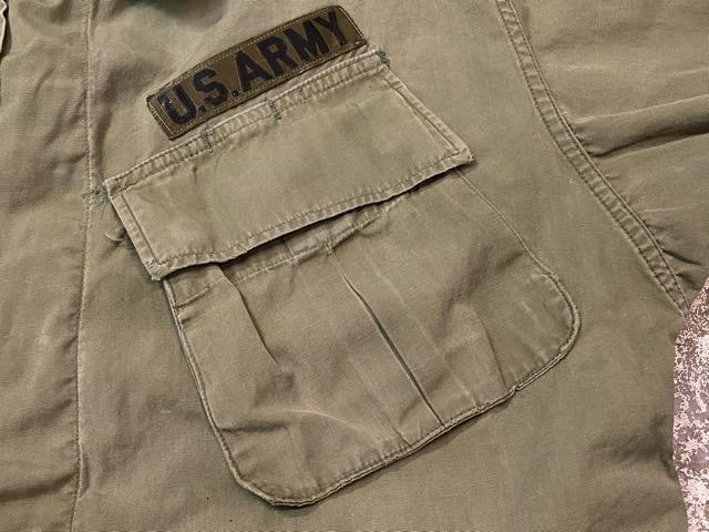 2月5日(水)マグネッツ大阪店ヴィンテージ入荷!!#6 U.S.Army Part1編!  M-65 1st & Liner LocalMade、JungleFatigue、Trouser!!_c0078587_312336.jpg