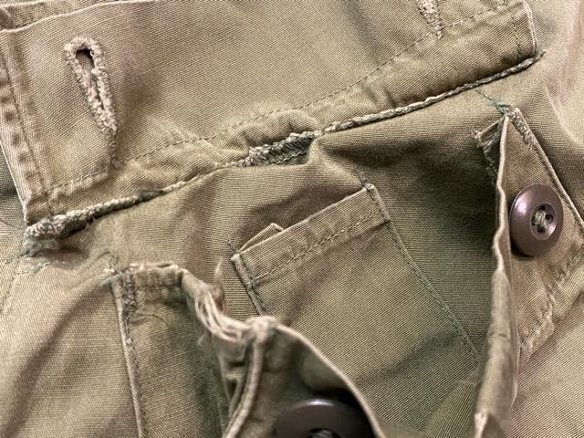 2月5日(水)マグネッツ大阪店ヴィンテージ入荷!!#6 U.S.Army Part1編!  M-65 1st & Liner LocalMade、JungleFatigue、Trouser!!_c0078587_313315.jpg