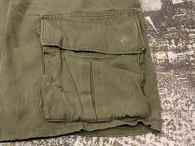 2月5日(水)マグネッツ大阪店ヴィンテージ入荷!!#6 U.S.Army Part1編!  M-65 1st & Liner LocalMade、JungleFatigue、Trouser!!_c0078587_315195.jpg