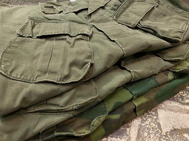 2月5日(水)マグネッツ大阪店ヴィンテージ入荷!!#6 U.S.Army Part1編!  M-65 1st & Liner LocalMade、JungleFatigue、Trouser!!_c0078587_323956.jpg