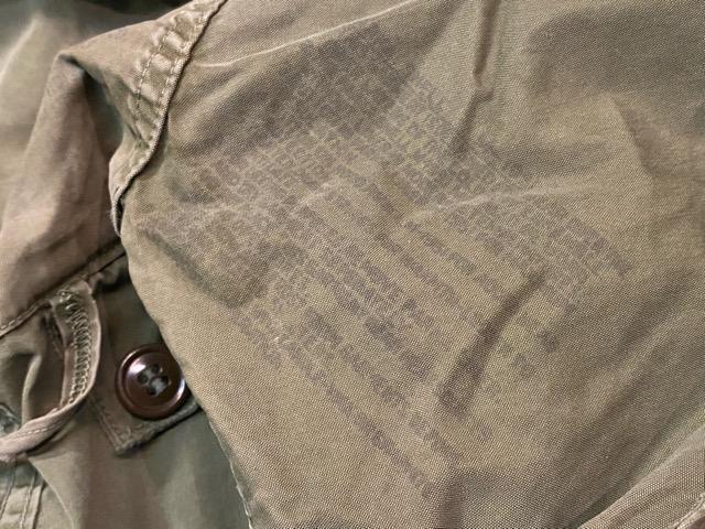 2月5日(水)マグネッツ大阪店ヴィンテージ入荷!!#7 U.S.Army Part2 & NavyCoat編! M-48 FishtailParka & M-51 FishtailParka!!_c0078587_332276.jpg