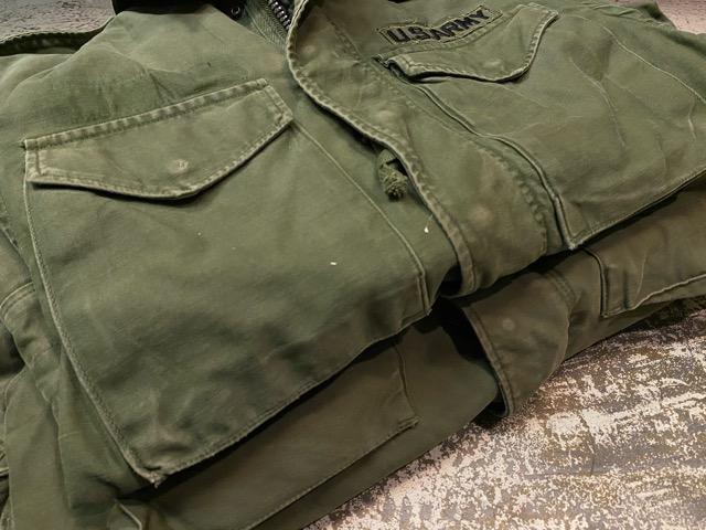 2月5日(水)マグネッツ大阪店ヴィンテージ入荷!!#7 U.S.Army Part2 & NavyCoat編! M-48 FishtailParka & M-51 FishtailParka!!_c0078587_3335311.jpg