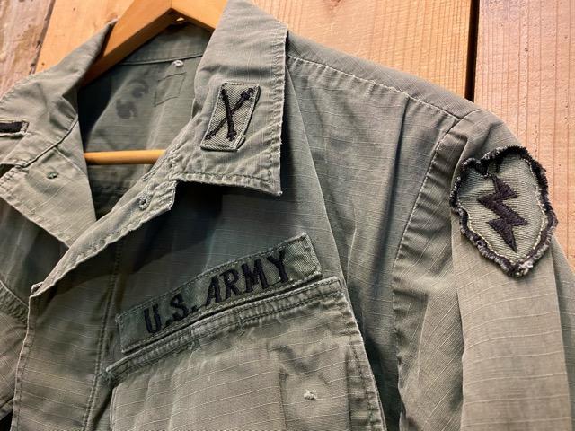 2月5日(水)マグネッツ大阪店ヴィンテージ入荷!!#6 U.S.Army Part1編!  M-65 1st & Liner LocalMade、JungleFatigue、Trouser!!_c0078587_334588.jpg