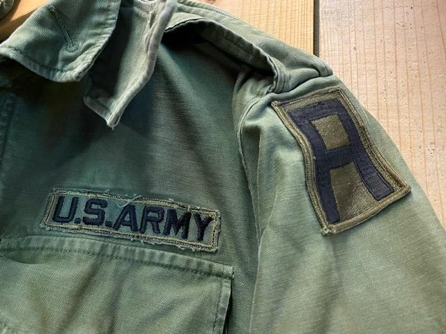 2月5日(水)マグネッツ大阪店ヴィンテージ入荷!!#7 U.S.Army Part2 & NavyCoat編! M-48 FishtailParka & M-51 FishtailParka!!_c0078587_335419.jpg