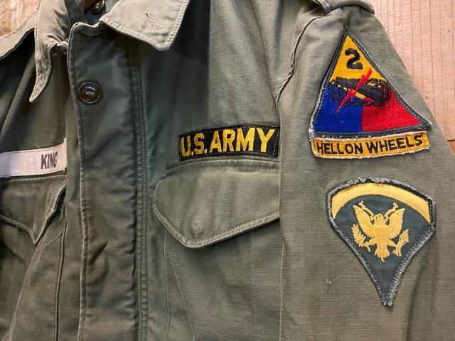 2月5日(水)マグネッツ大阪店ヴィンテージ入荷!!#7 U.S.Army Part2 & NavyCoat編! M-48 FishtailParka & M-51 FishtailParka!!_c0078587_3361571.jpg