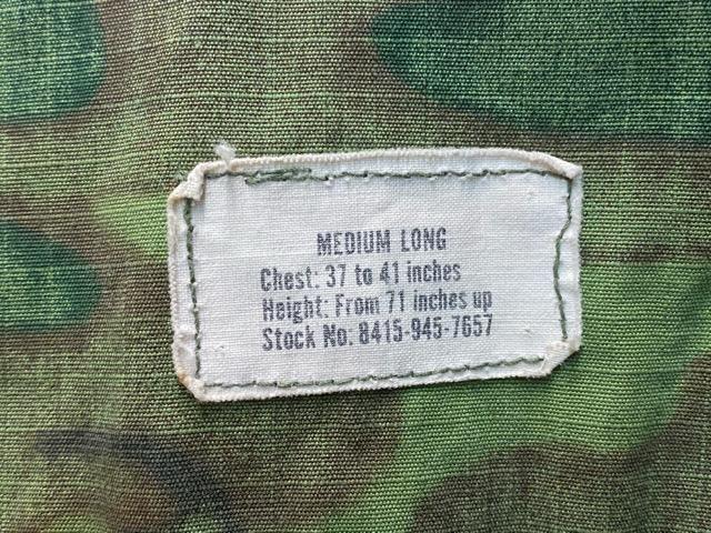 2月5日(水)マグネッツ大阪店ヴィンテージ入荷!!#6 U.S.Army Part1編!  M-65 1st & Liner LocalMade、JungleFatigue、Trouser!!_c0078587_37049.jpg