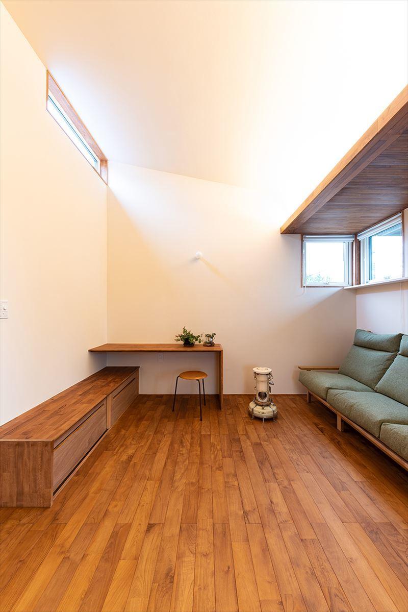 公園を独り占めできる2階リビングの家 竣工写真_b0349892_11324648.jpg